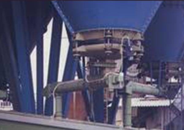 Vibrationsmotor Materiallager