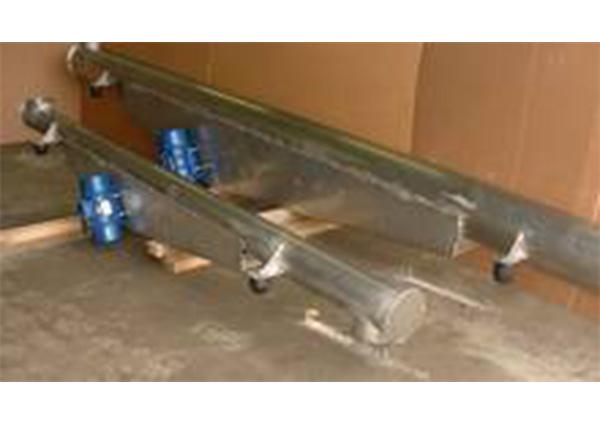 Rohrförderer Vibration Pulvertransport